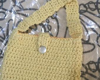 Crocheted Purse #100