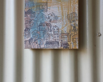 Home - Painting and Sketch on Canvas