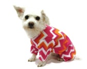Dog Pajamas - Dog Clothes - Fleece Dog Pajamas - Dog Clothing - Dog Onesie - Pajamas for Dogs - Clothes for Dogs - Dog - Dogs