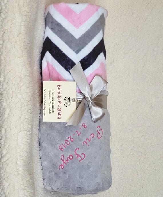Best embroidered baby blanket blanketforbaby comparison chart of top embroidered baby blankets negle Images