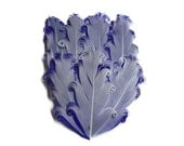 Nagorie Feather Pad - Set of 2 -  Light Blue and Royal Blue