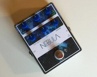 Noisemaker Effects Nebula, 2015 Delay/Echo/Reverb Effect Pedal