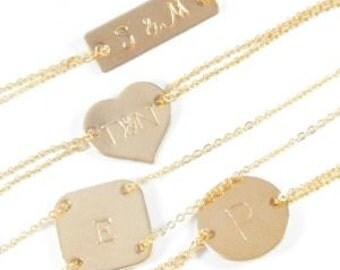 Jillian Bracelets. Four styles.