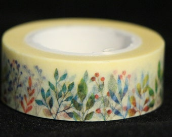 Beautiful Bouquet Washi Tape