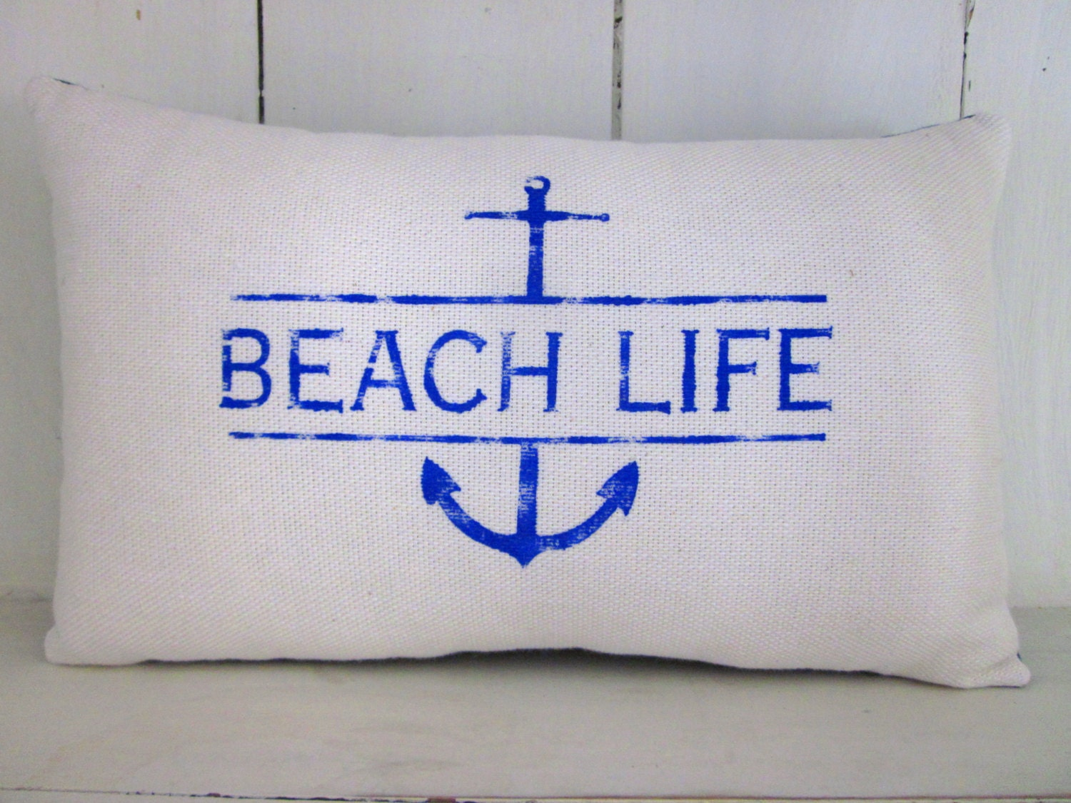 50 clearance sale decorative pillow beach decor nautical. Black Bedroom Furniture Sets. Home Design Ideas