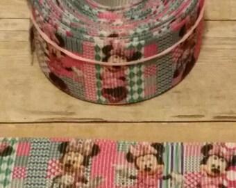 Pink mouse ribbon