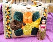Polynesian Straw Bag