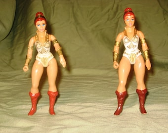 "Classic, Vintage Teela, from He-Man and the Masters of the Universe ""MOTU"""