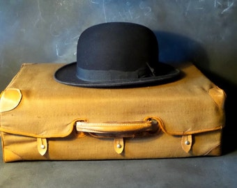 Extra Quality London Bowler hat .Mens Hat .Derby Hat