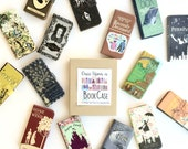 Book phone Subscription Box of the Month  - for iPhone 6, 6 plus, 5, 5s, 5c, iPhone 4, 4s- Samsung Galaxy S6 S5 S4 S3, Note 3, 4