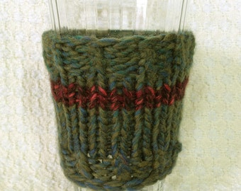 Knitted Cozy