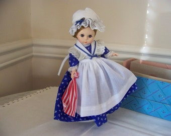 Betsy Ross @431Madame Alexander doll
