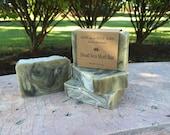 Dead Sea Mud Bar, Natural Handmade Soap, Facial Soap, Spa Soap, VEGAN