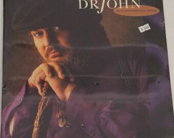Dr. John In a Sentimental Mood 1989 Sealed 9 25889 Warner Brothers