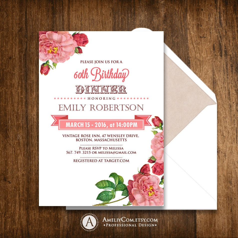 It is a graphic of Adorable Free Printable Dinner Invitations