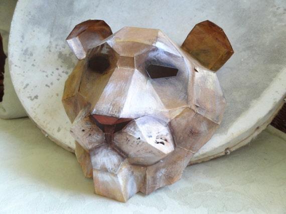 Diy halloween mask make your own lion mask and rabbit mask for Make your own halloween mask online