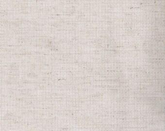 Fat Quarter 14 Count Rustico Oatmeal Aida Cross Stitch Fabric 50 x 55cm