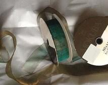 Mokuba Japanese ribbon - Aurora - No. 4563 - Color No. 3 - Size 38mm