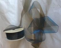 Mokuba Japanese ribbon - Aurora - No. 4563 - Color No. 2 - Size 38mm