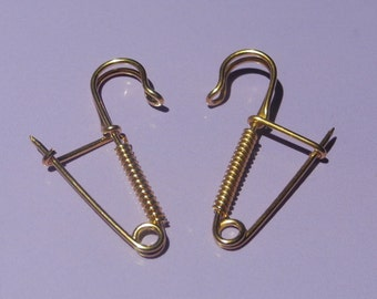 Knitting Pin for Portuguese Knitting or Turkish Knitting