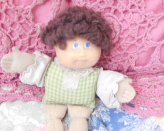 Small Cloth Cabbage Patch Doll