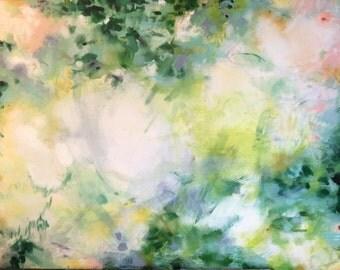 Leaves-- Modern Art