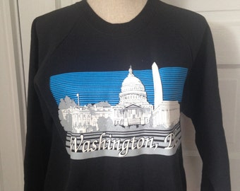 Vintage Washington DC Sweatshirt