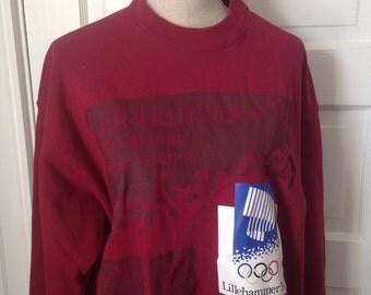 Vintage 1994 Olympics Sweatshirt