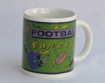 Football Fanatic Mug