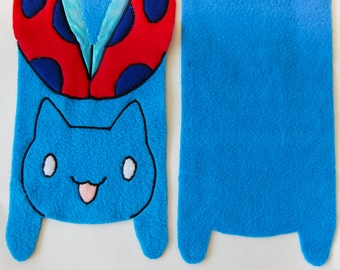 Catbug Scarf Bravest Warriors Cosplay Clothing