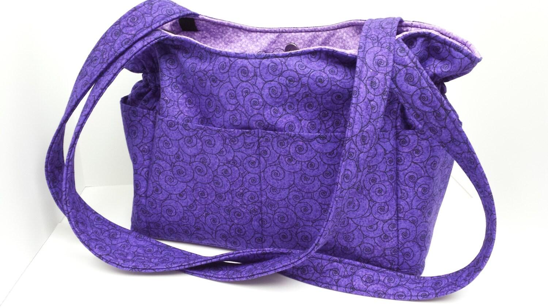 travel bag diaper bag purple large bag by justbeautiful161. Black Bedroom Furniture Sets. Home Design Ideas