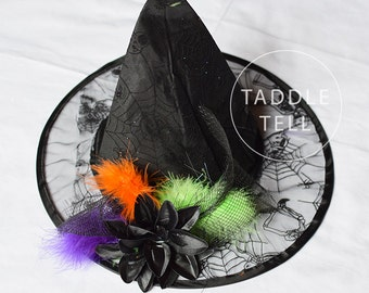 Child Witch HAT - Small Toddler Hat