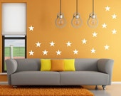 Stars Wall Art Decal Sticker for your home