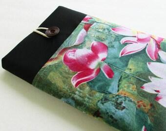 iPad Case, iPad Cover, iPad Sleeve, iPad Air Cover, iPad Air Case, Water lily.