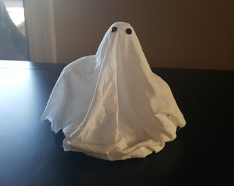 ghost halloween decor spooky and whimsical ghost fall decor muslin ghost ghost