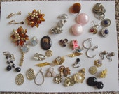 SALE Destash Vintage Jewelry Lot Three