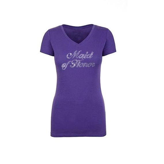 Ladies Vneck Wedding Tshirt, Bridesmaid Shirts, Bride Shirt, Mother of the Bride Shirt, Mother of the Groom Shirt, Bachelorette Shirts