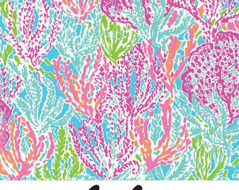 Lily  Inspired Outdoor Vinyl Sheets (#16)