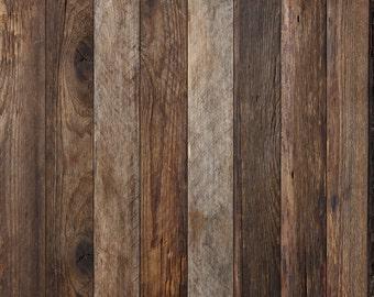 Vinyl Photography  Backdrop Photo Prop - Oregon Wood