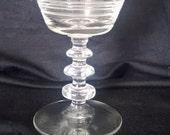 Libbey Rock Sharpe Shot Glass #2002-3