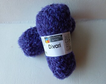 Yarn Sale  - Violet 49 Divari  by SMC Schachenmayr