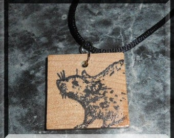 Square Rat Necklace