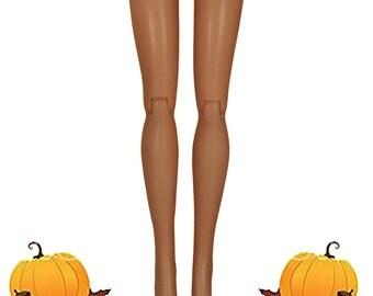 """Walnut Mesh Doll Stockings For Monster High 11"""""""