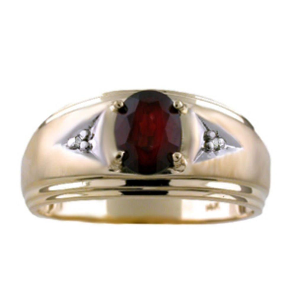 mens birthstone ring with garnet onyx or tigers eye or any. Black Bedroom Furniture Sets. Home Design Ideas