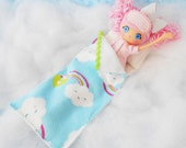 Lalaloopsy Girls - Sleeping Bag and Pillow - Cheery Clouds