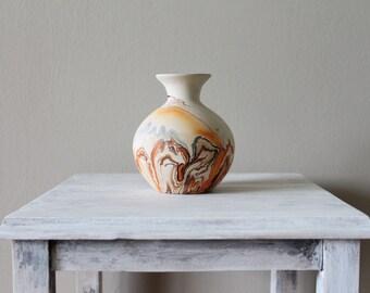 Small Nemadji Vase