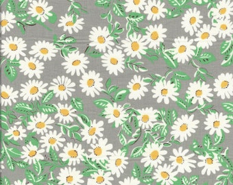 Kei Favorite Daisy Soft Grey Color A  for Yuwa of Japan