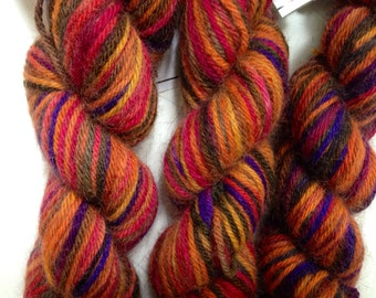 50% Off Cherry Tree Hill Possum Paints Worsted Yarn Fall Foliage