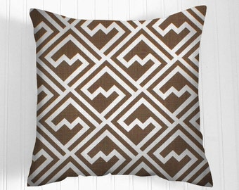 Pillows, Brown  Pillow, Decorative Pillows,   Pillow Covers, Decorative Pillows, Cushion, Pillows, Throw Pillow,   Pillow