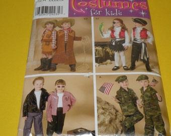 Simplicity 0575 Childrens Costume Pattern Uncut